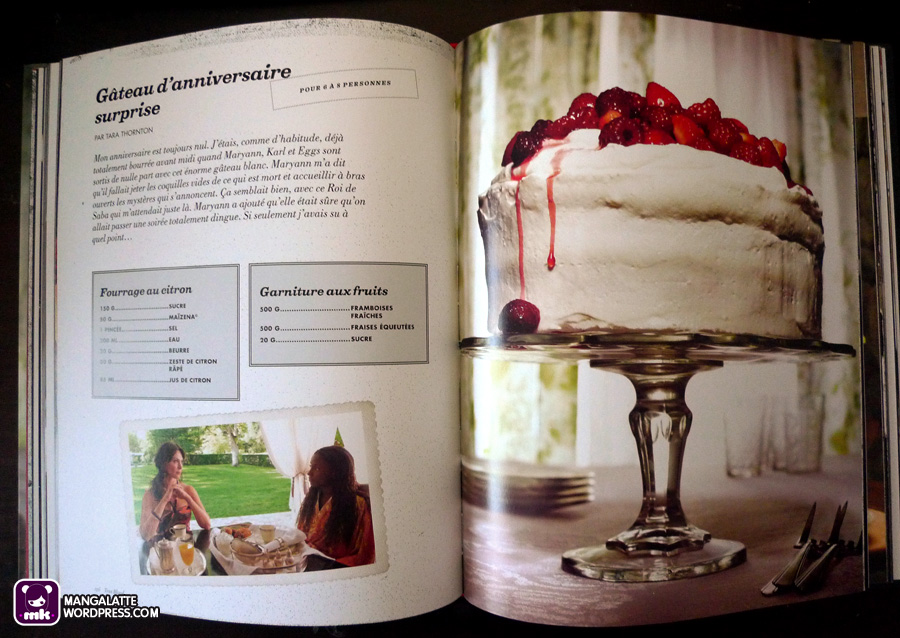 Modele livre de cuisine word pr l vement d - Livre de cuisine fait maison ...